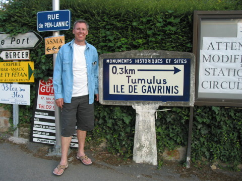 Larmor Baden en Bretagne